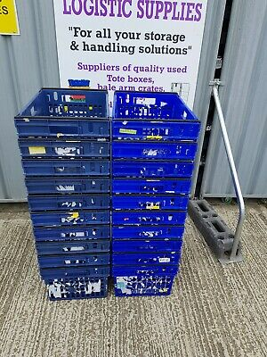 10 X 30cm  DEEP STRONG BALE / BAIL ARM TRAY / CRATES / STORAGE BOXES