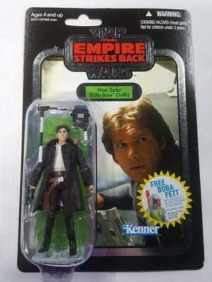 Kenner Star Wars The Empire Strikes Back Han Solo Echo Base Action Figure 2010