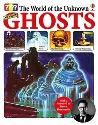 World of the Unknown: Ghosts by Christopher Maynard 9781474976688 | Brand New