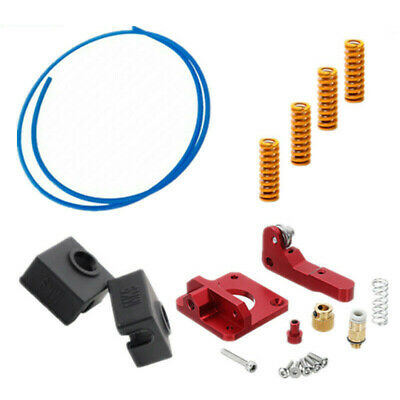 For Creality Ender 3 Pro Extruder Sock PTFE Tube Leveling Springs Sleeves Tool