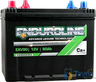 EXV90 Enduroline Calcium Leisure Batterij 12V
