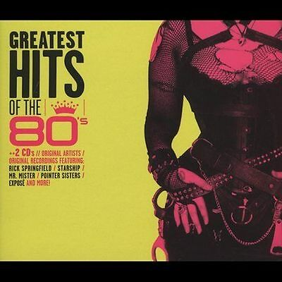 Greatest Hits Of The 80's [2 CD Set]