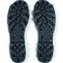 Sidi Srs Enduro Bolted Sole Replacement Soles Homme Bottes Motocross Boot Spares
