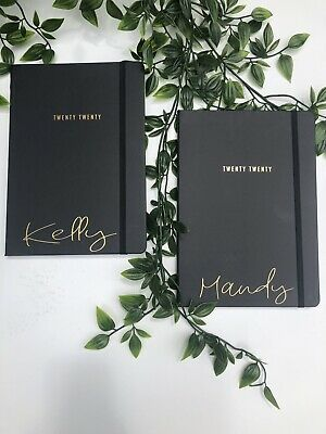 Personalised 2020 Diary A5 (Pen not included)
