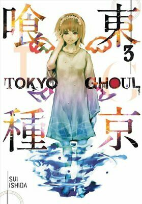 Tokyo Ghoul, Vol. 3 by Sui Ishida 9781421580388 | Brand New | Free UK Shipping