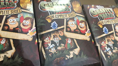 Gravity Falls: The Complete Series Collector's Edition (DVD) Free From USA