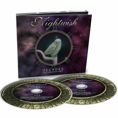 Nightwish - Decades: Live In Buenos Aires 2CD Digipak NEU/OVP