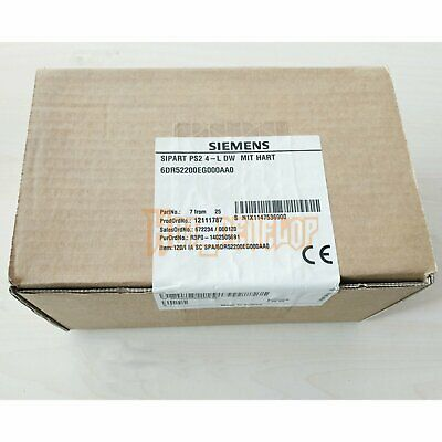 Siemens New 1PC positioner 6DR5220-0EG00-0AA0 Free Shipping