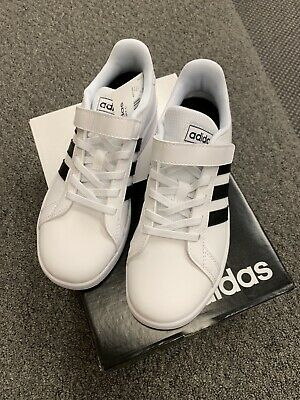 ADIDAS Grand Court Shoes Kids' Size 3