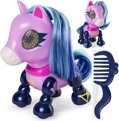 TOYS FOR GIRLS Kids Children Robot Lights Sound Pony Gift for 4 5 6 8 Years Old