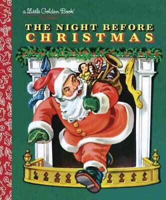 LGB The Night Before Christmas by Clement C. Moore 9780375863592 | Brand New