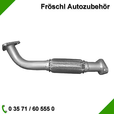 EXHAUST FRONT PIPE Volvo 240 2.0 Petrol Estate 08//1987 to 10//1990