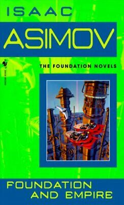 Foundation and Empire by Isaac Asimov 9780553293371 | Brand New