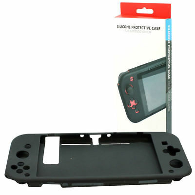 Gamewill Switch Silicone Protective Case Nintendo Console Rubber Sleeve Soft