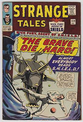 L5794: Strange Tales #139, Vol 1, F/f+ Condition
