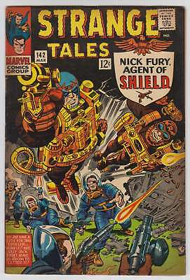 L7630: Strange Tales #142, Vol 1, F/VF Condition