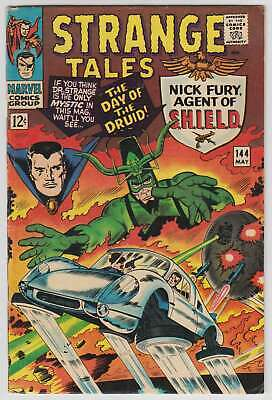L9435: Strange Tales #144, Vol 1, F/f+ Condition