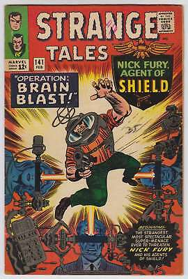 L7629: Strange Tales #141, Vol 1, F/VF Condition