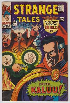 L7636: Strange Tales #148, Vol 1, Fine Condition