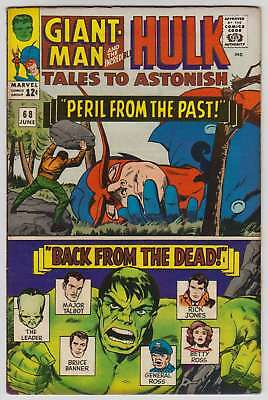 L5817: Tales to Astonish #68, Vol 1, VF Condition