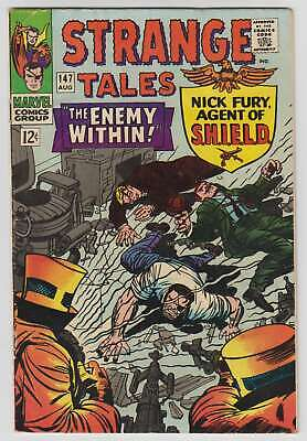 L9438: Strange Tales #147, Vol 1, Fine Condition