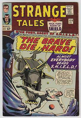 L8866: Strange Tales #139, Vol 1, F VF Condition