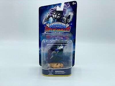 Skylanders Superchargers Drivers Nightfall Character Pack New Action Figure