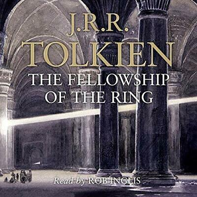 Lord of the Rings -The Fellowship of the Ring - By J.R.R. Tolkien -  [Audiobook]