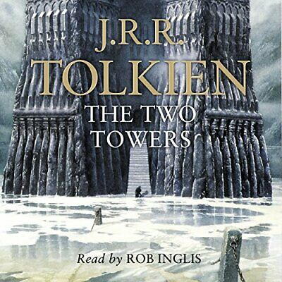 Lord of the Rings - The Two Towers - By J.R.R. Tolkien -  [Audiobook]