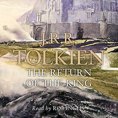 Lord of the Rings - The Return of the King - By J.R.R. Tolkien -  [Audiobook]