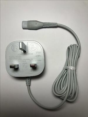 4.3V 70mA AC Adaptor Power Supply Charger for Philips MG5730/13 11 in 1 Shaver