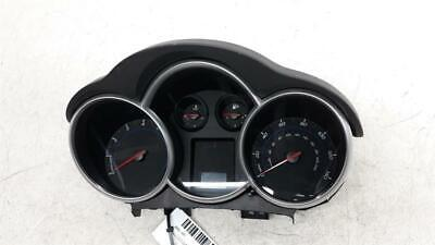Chevrolet Cruze 2009 To 2012 Instrument Cluster