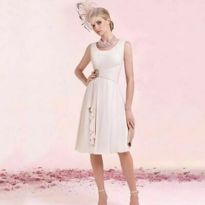 Chiffon Groom/Bride Mother of the Bride Dress 2 Piece with Jacket Formal Outfits