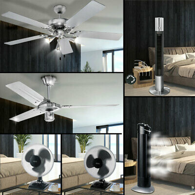 AEG Couvrir de Table Tour Mur Ventilateur Fan Type Oscillant Grand Light