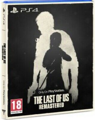 The Last Of Us - U.k.exclusive The Only On Playstation Collection (Ps4) **New**