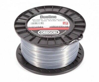 TRIMMER LINE 15M STRIMMER LINE 1.6mm FOR BLACK /& DECKER ST6500 OREGON DUOLINE