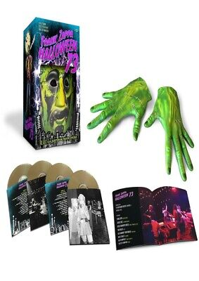 Frank Zappa - Halloween 73 - New 4CD/Mask/Gloves + 40 Page Booklet - Limited