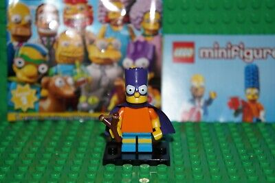 71009-5 SIM031 RBB LEGO Simpsons Mini Figure Series 2 Bart Simpson