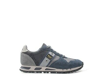 BLAUER MAN SNEAKER Shoes Sports Casual Trainers Free Time