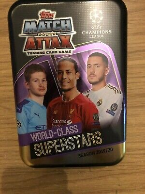 Match Attax 2019/20 Pick 20 Cards From The List Mint All Numbers Available