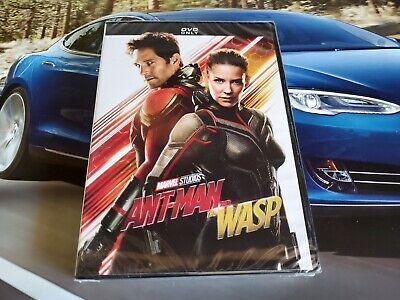 Ant-Man and The Wasp (DVD, 2018) New!