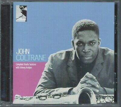 CD: JOHN COLTRANE - Complete Studio Sessions With Johnny Hodges
