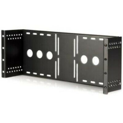NEW STARTECH RKLCDBK RACK CABINET LCD MONITOR MOUNT BRACKET.b.