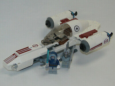 Lego Star Wars 8085 Freeco´s Speeder komplett