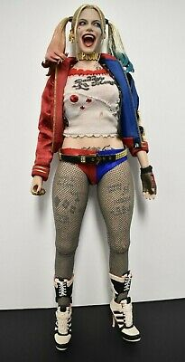 Harley Quinn 1/6th Scale Figure ~ Suicide Squad ~ MMS383 ~ Hot Toyz ~ 2017