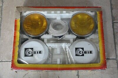 Cibié 40 fog lights, new old stock in original box