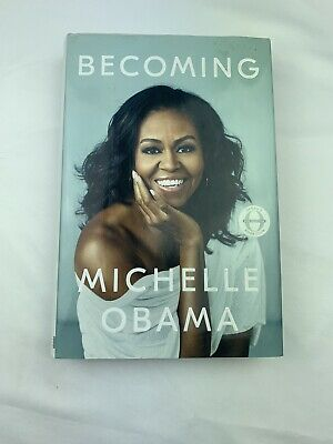 Becoming by Michelle Obama - (Hardcover, 2018) FREE SHIPPING!!!