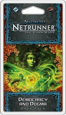 ANDROID NETRUNNER LIVING CARD GAME PLAIN MDF STORAGE BOX TRADING CARDS FANTASY