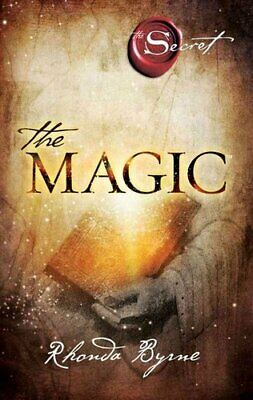 The Magic by Rhonda Byrne 9781849838399 | Brand New | Free UK Shipping