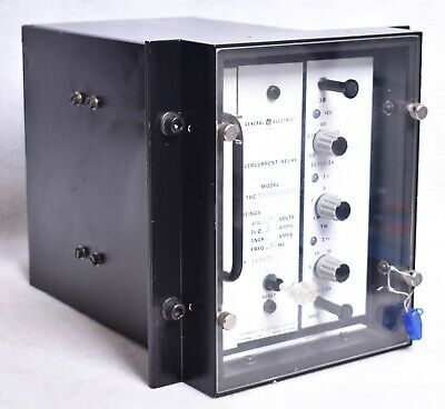 General Electric Overcurrent Relay 7102B201C00